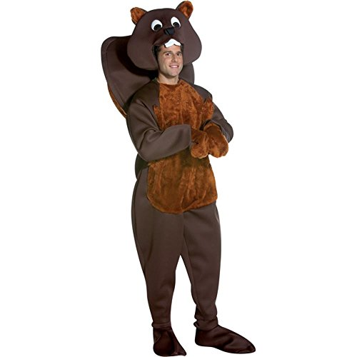Beaver Costume (Adult Beaver Halloween Costume)