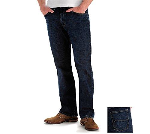LEE Men's Premium Select Classic-Fit Straight-Leg Jean, boss, 33W x 34L