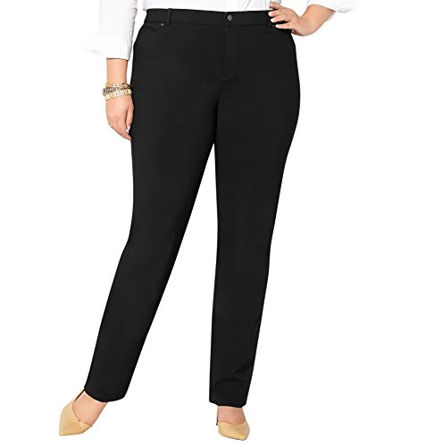 Briggs New York Women S Plus Size Curvy Bistretch Short