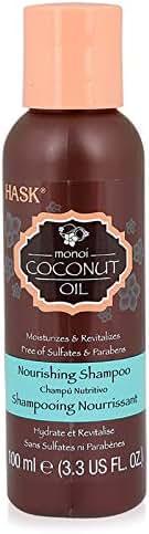 Hask Monoi Coconut Oil Nourishing