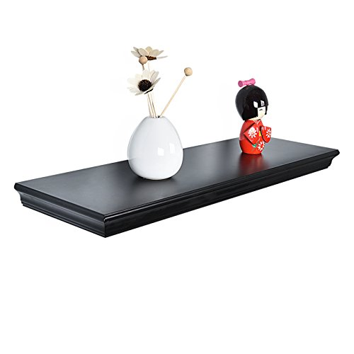 WELLAND Dover Floating Ledge Wall Shelves, 18-inch,