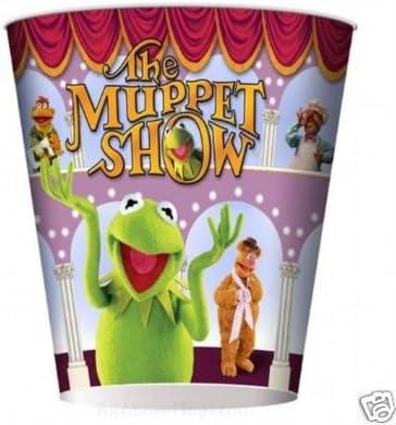 The Muppet Show Tin Wastebasket