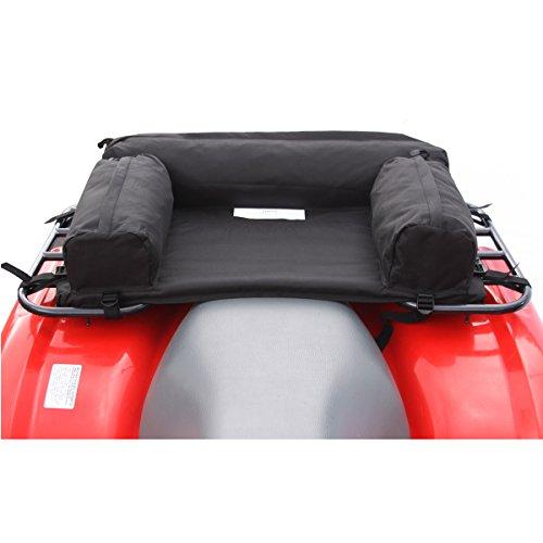 ATV Padded Rear Pack, Black