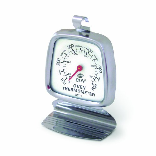 CDN EOT1 Stainless Steel Thermometer