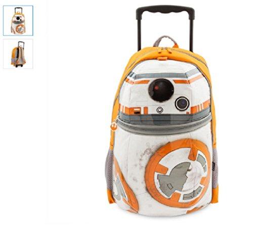 - Disney - BB-8 Rolling Backpack - Star Wars: The Last Jedi