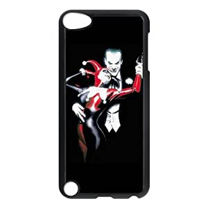 Welcome! Batman Joker Harley Quinn Popular Ipod touch 5th Case Cover-Best Protective Hard Plastic Cover