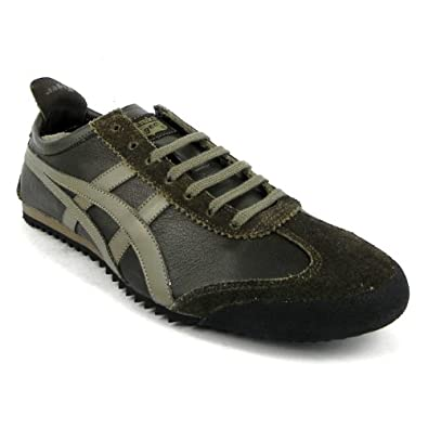 wholesale dealer 8db0b 64843 Onitsuka Tiger Mexico 66 Dx Unisex Nylon Trainers-Brown ...