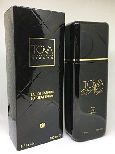 Tova Nights ~ Tova Beverly Hills 3.3 oz Women Eau de Parfum New in Box (Nights Perfume Tova)