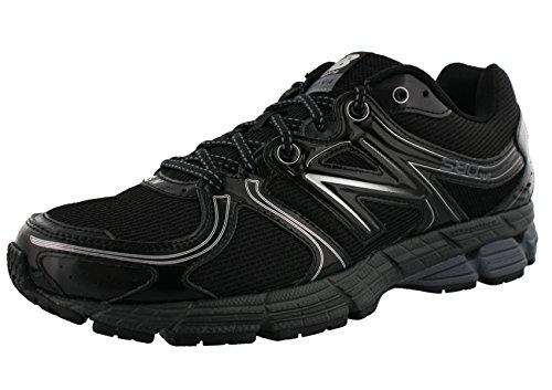 Mens Mens Silver Silver Balance Running New Running Balance Black Black Sneaker Sneaker New New qwwpB
