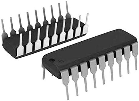 IndustrialMaker 1pcs//lot PIC16F84A-04//P PIC16F84A 16F84A DIP-18 IC Chips