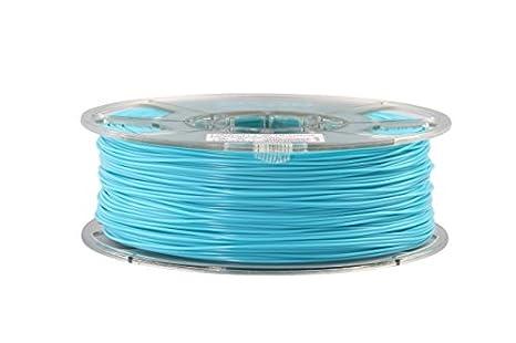 ESUN Filament pour Imprimante 3D PLA ESUN - Bleu ciel - 1,75 mm ...