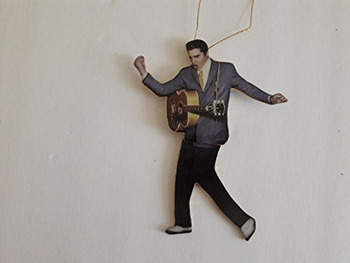 Bradford Elvis Presley Rockin Rollin Edition Ornaments Don't Be Cruel