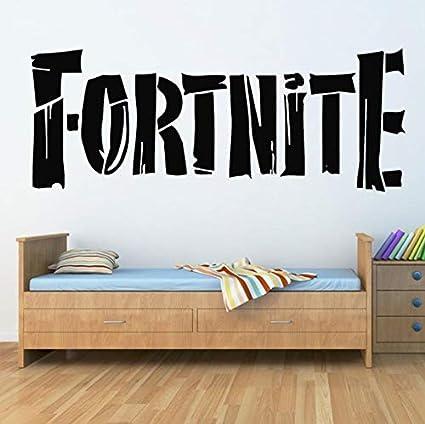 Controlador de videojuegos Pegatinas de pared de videojuegos para habitaciones de niños Vinilo Tatuajes de pared