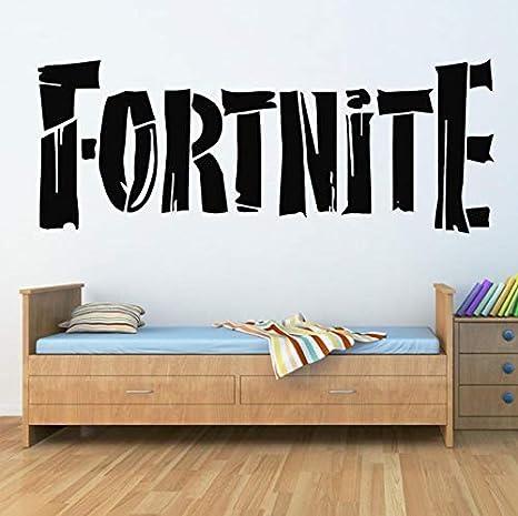 Controlador de videojuegos Pegatinas de pared de videojuegos para habitaciones de niños Vinilo Tatuajes de pared Dormitorio para niños Sala de juegos ...