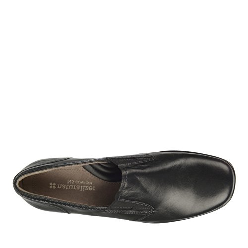 Naturalizer Kvinna Winnie Slip-on Loafer Svart Läder