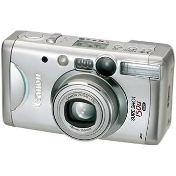 Amazon.com : Canon Sure Shot 150u Automatic Compact 35mm