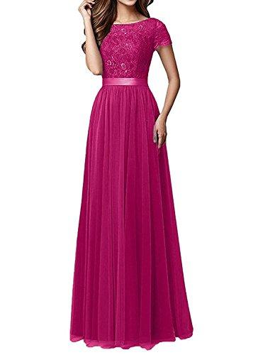 Topkleider - Vestido - trapecio - para mujer rosa 40