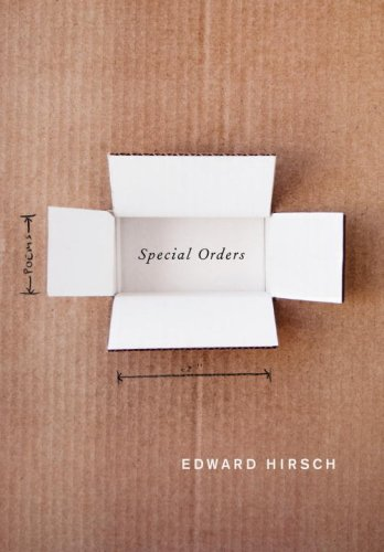 Download Special Orders: Poems pdf