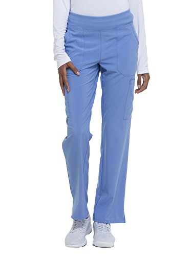 Women's EDS Essentials Natural Rise Tapered Leg Pull-On Scrub Pants