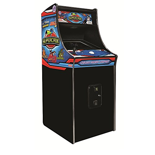 Supercade Upright Arcade Game Machine (Multi Arcade Machine Upright compare prices)