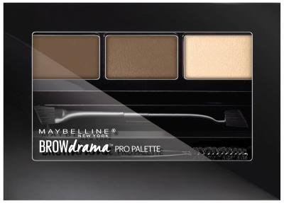 - Maybelline Brow Drama Pro Palette 2 Pack (Soft Brown)