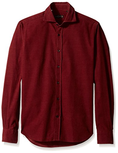 corneliani-mens-mini-cord-sport-shirt-burgundy-41-eu