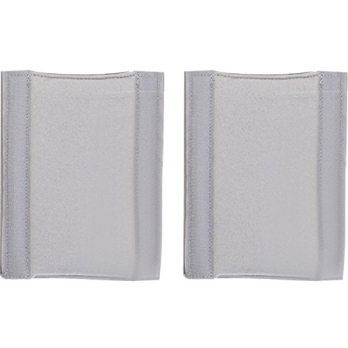 Padded Velcro Dividers - ONA Protective Divider for Camera Bag, Large (Set of 2)