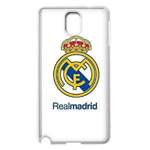 Samsung Galaxy Note 3 Cell Phone Case White Real Madrid OTC Cell Phone Case Unique Custom