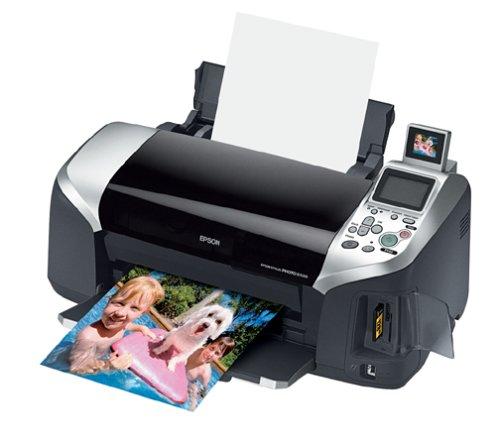 Amazon Com Epson Stylus R320 Photo Inkjet Printer Electronics