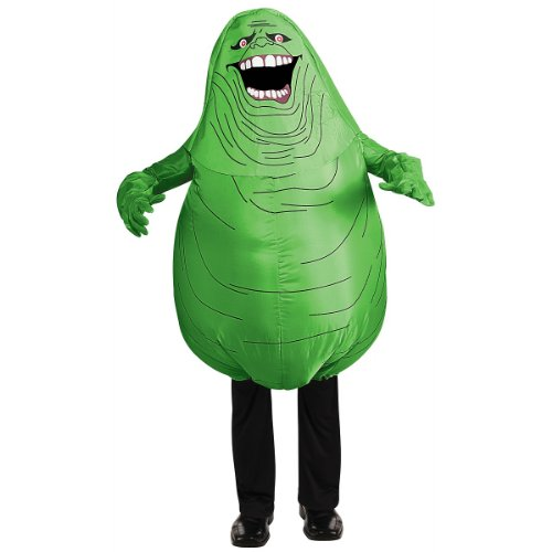 Ghostbusters Inflatable Slimer Child Costumes (Inflatable Slimer Child Costume - One Size)