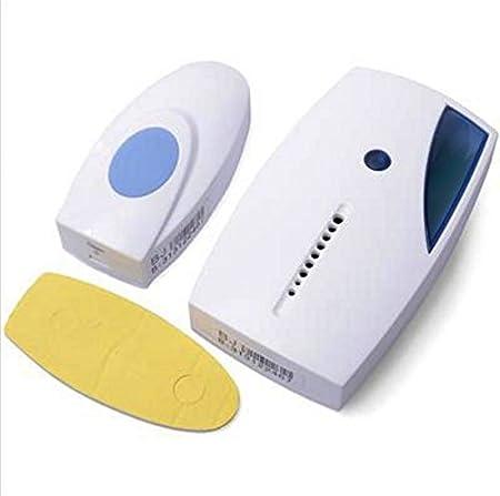 meyfdsyf Wireless Doorbell Cordless Door Chime Door Buzzer For Safe  sc 1 st  Amazon UK & meyfdsyf Wireless Doorbell Cordless Door Chime Door Buzzer For Safe ...