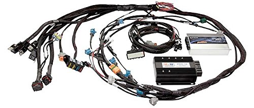 Haltech HT-051464 PS2000 Toyota 2JZ Terminated Harness Kit Includes pre-wired M&W Pro-16