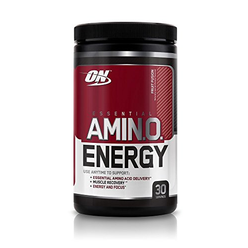 Optimum Nutrition Energy Fusion Servings