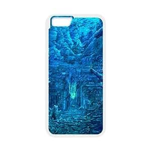 Order Case Ocean scenery For iPhone 6 Plus 5.5 Inch U2P483053
