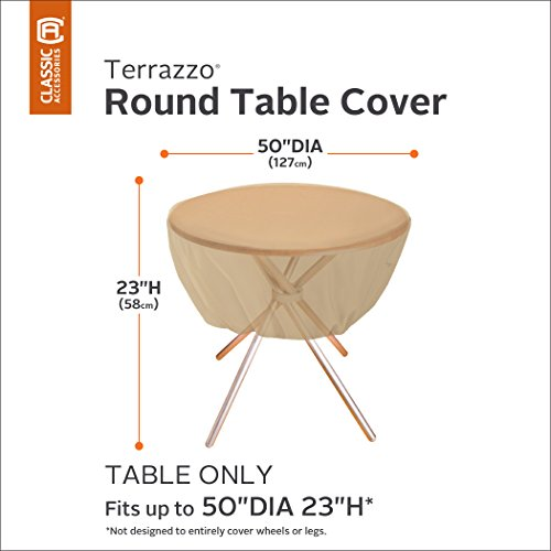 The 8 best patio tables round
