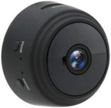 Opinión sobre KBLLNPBP 1080p HD Hot Link Remote Surveillance Camera Recorder,Mini Cámara Espía Inalámbrica con Audio, Cámara Oculta WiFi, Cámaras De Seguridad Night Vision Y Motion Activated