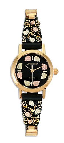 Landstroms Ladies Black Hills Gold Watch - LWB9285-BLK-09250