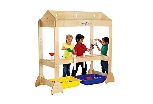 HighScope Excellerations Sand & Water Play Station (Item # HSWATER) by Excellerations