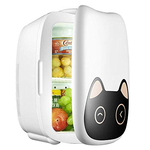 (XSWZAQ-bx Car Mini Refrigerator Small Household Rental Room Refrigeration Student Bedroom Dormitory mask Cosmetics)