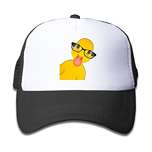 Duck Clipart On Boys and Girls Trucker Hat, Youth Toddler Mesh Hats Baseball Cap
