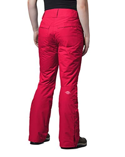Columbia Bugaboo Ii Pants, X-Small x Regular, Red Mercury