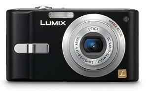 Panasonic Lumix DMC-FX12K 7.2MP Digital Camera with 3x Optical Image Stabilized Zoom (Black)