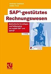 SAP-gestütztes Rechnungswesen. Methodische Grundlagen und Fallbeispiele mit mySAP ERP und SAP-BI