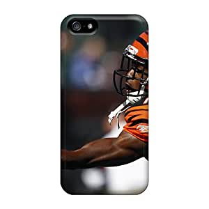 Hot Fashion EMvEnUL1108yREVr Design Case Cover For Iphone 5/5s Protective Case (aj Green Instant Football Superstar)