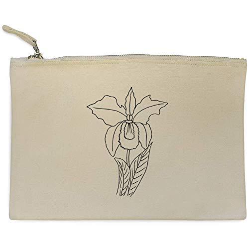 Iris' Accesorios cl00007740 Embrague Case 'flor Azeeda Bolso De qwgExnzBFH