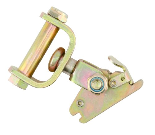 Erickson 09144 E-Track Roller Idler Fitting Assembly - 3300 lb. Load Capacity by Erickson