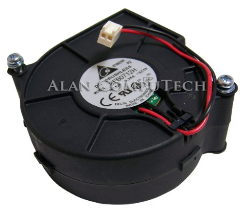 3wire 12v blower fan - 7