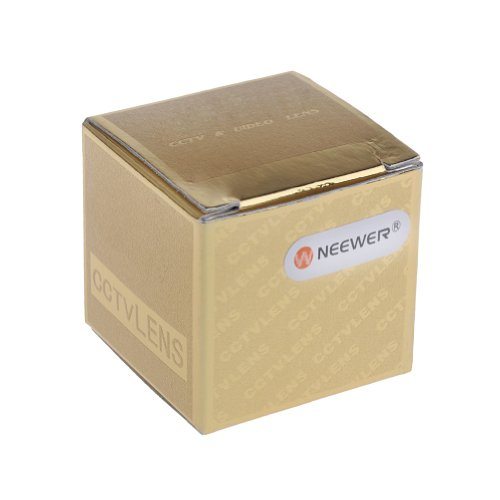 "Neewer 1 MP 1/3"" 6mm F1.2 Auto Varifocal Zoom CCTV Board ..."