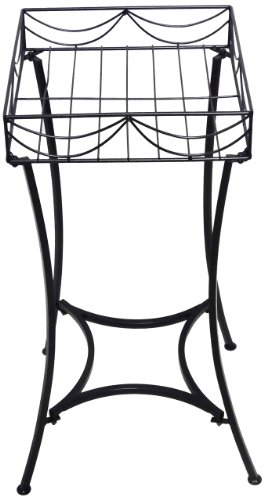 Creative Motion Knock Down Construction Wire Planter Stand ()
