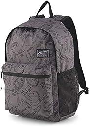 PUMA Academy Backpack, CASTLEROCK, INT